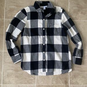 Old Navy Buffalo Plaid Flannel